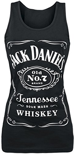 Jack Daniels Women's Logo Tanktop (S) for sale  Delivered anywhere in USA