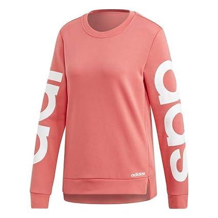 adidas Womens Essentials Brand Sweatshirt