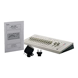 Ikan IDX-1204 12 Channel DMX Controller (White)