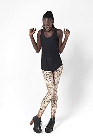 Hamiltion Womens 3D Digital Print Leggings as Pants Fashion Funky Pattern 96