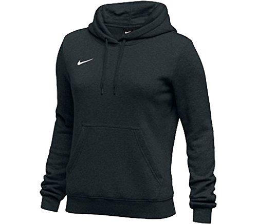 Nike Women's Fleece Hoody Black Small by Nike