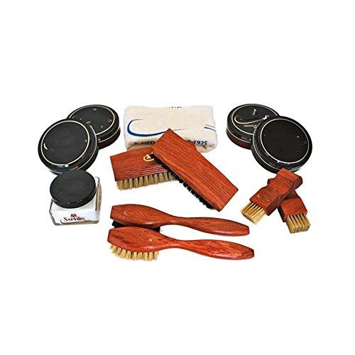Brosse chaussure nettoyage de le chaussure de kit de cireur brosse maison QFFL multifonctionnel de brossent de Chaussures de TO0pqpZ