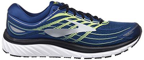bluelimesilver Chaussures De 15 Running Brooks Glycerin Homme Multicolore 1d473 wBO4W7pnqx
