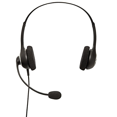 Vxi Envoy Office Headset - Stereo - Black - Usb - Wired - 32 Ohm - 20 Hz - 20 Khz - Over-the-head - by VXi