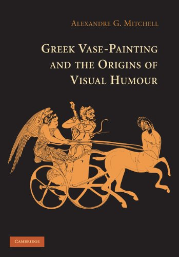 Greek Vase-Painting and the Origins of Visual Humour ()