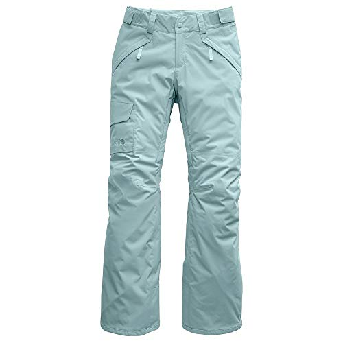 The North Face Women's Freedom Insulated Pant, Cloud Blue, S Short
