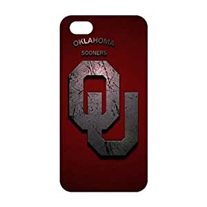 OKLAHOMA SOONERS 3D Phone Case for iPhone 5s
