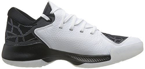 Adidas Harden B/E, Zapatillas de Baloncesto Unisex Adulto Negro (Negbas / Ftwbla / Negbas)