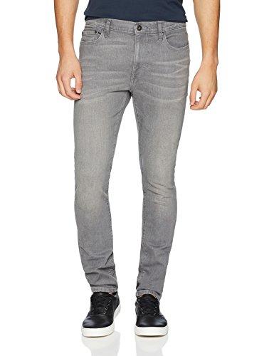 Goodthreads Men's Skinny-Fit Jean, Grey, 36W x 31L ()