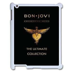 JJZU(R) Design New Fashion Phone Case with Bon Jovi for Ipad 2,3,4 - JJZU937129