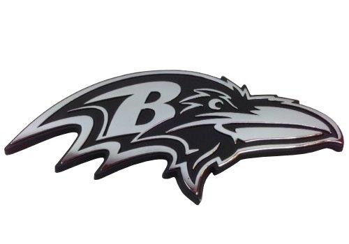 ravens auto emblem - 6