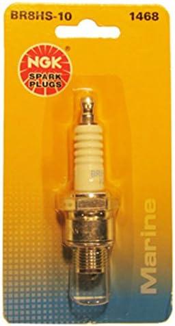 NGK Br8hs-10 SPK Plug Pack of 6