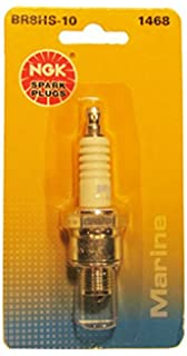 2x Spark Plug-Standard NGK BR8HS 4322