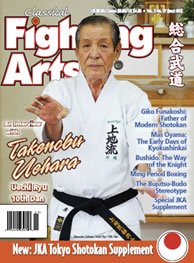 Read Online Classical Fighting Arts Magazine Vol. 2 Issue 27 (Issue 50) pdf
