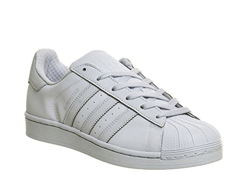 Gris Gris Adidas Superstar White Black Black Adidas Adidas Superstar White qxPF1xw