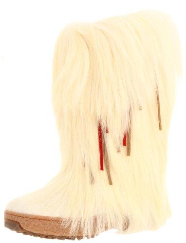 Pajar Women's Cher Boot,White,37 M EU/6-6.5 B(M) (Pajar Fur Boots)