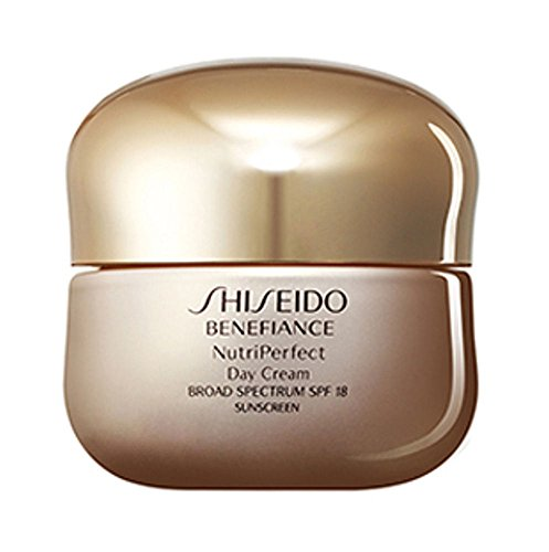 Shiseido/Benefiance Spf 18 Nutri Perfect Day Cream 1.8 Oz (50 Ml) (Best Face Cream For Women Over 50)