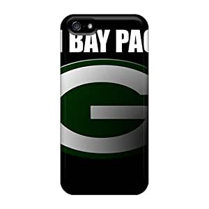 Cute High Quality Iphone 5/5s Green Bay Packers Case