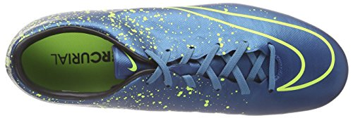 Mens Nike Mercurial Overwinning V Voetbal Cleat Squadron Blauw