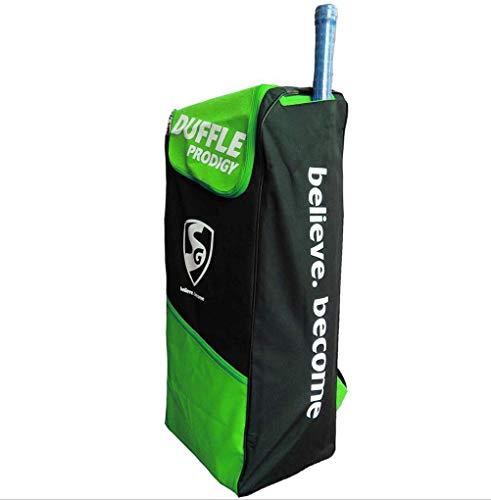 SG Duffle Prodigy Cricket Kit Bag Ideal for: Boys, Men, Girls, Women, Senior -