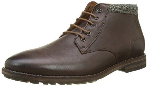 Kost Buletier 6 V2, Men Desert Boots Brown (Ebony)