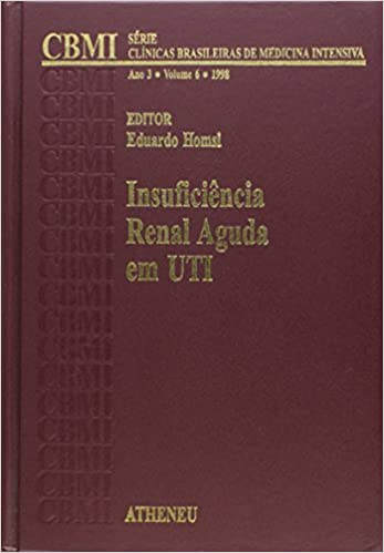 Book Amib - V. 6 - Insuficiencia Renal Aguda Em Uti