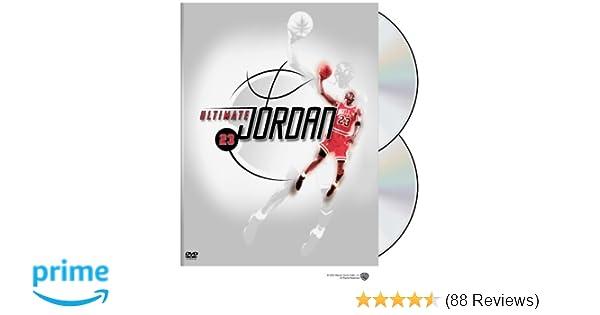 497601c9f9dd93 Amazon.com  Ultimate Jordan (Two-Disc Special Edition)  Michael Jordan