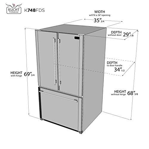 Kucht Refrigerator, 36