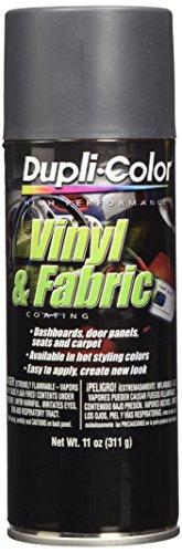 Dupli-Color HVP111 Charcoal Gray High Performance Vinyl and Fabric Spray - 11 oz.