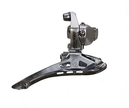 Campagnolo Centaur 10 Speed 32mm Clamp On Front Derailleur -  FD5-CE2C2FB