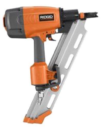 Ridgid R350CHD 3-1/2-Inch Clipped Head Framing Nailer (Certified Refurbished)