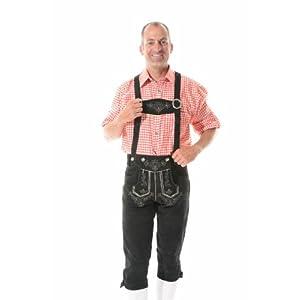 Black Forest Oktoberfest Lederhosen Bundhosen, Oktoberfest Outfits