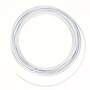 Aluminiumdraht Aludraht Alu Draht Basteldraht Dekodraht 2mm x 12m ...