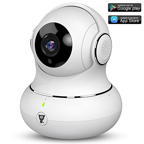 Baby Monitor Camera, Home Security IP Camera,Full-HD 1080P 3