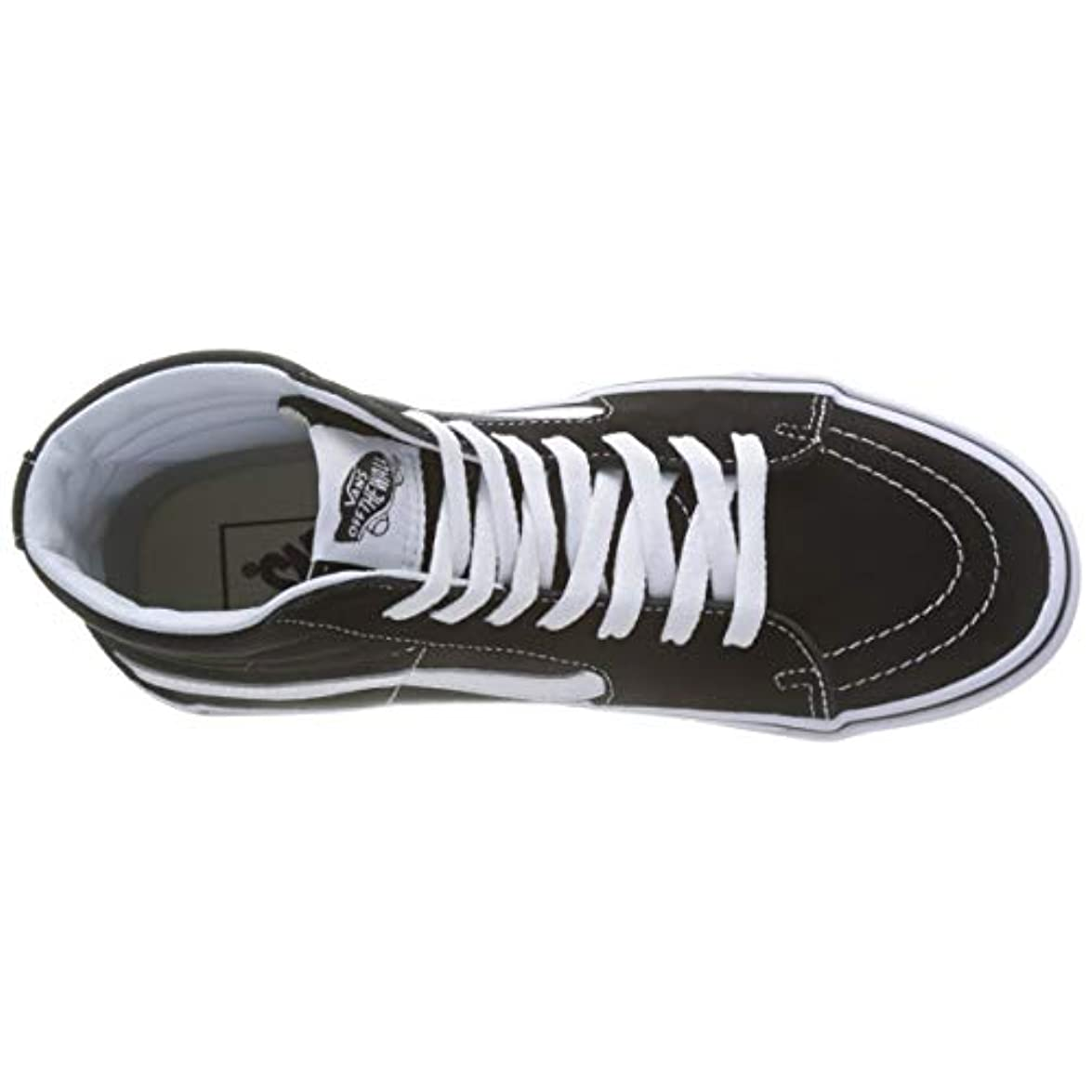 Vans Sk8-hi Reissue Leather Sneaker Unisex – Adulto