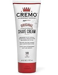 Cremo Astonishingly Superior Shave Cream, 6 Fluid Ounce