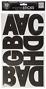 large letter stickers me amp my big ideas alphabet stickers large 22687