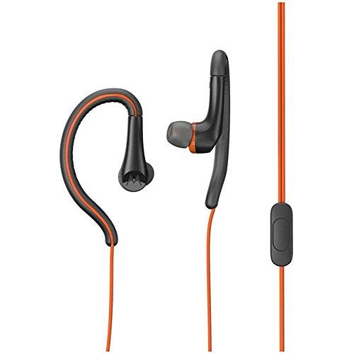 (MotorolaEarbuds,SportWater Resistant In-Ear Headphones - Flame (SH008)