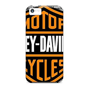 Premium Durable Hd Logo Fashion Iphone 5c Protective Cases Covers