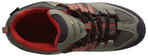 Shoes Marbl Low Hiking Samaris Regatta Grey Coralb Women's Rise Lady xvgq1Yn4wT