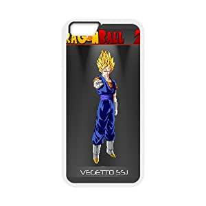 Vegetto Dragon Ball Z Anime iPhone 6 Plus 5.5 Inch Cell Phone Case White Gift pjz003_3317628