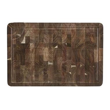 VonShef 100% Acacia Wooden Cutting Board