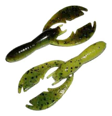 Pork Frog - NetBait Fishing Baby Paca Craw Bait (Bull Frog)