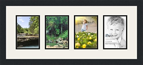 ArtToFrames Double-Multimat-15-61/89-FRBW26079 Collage Photo