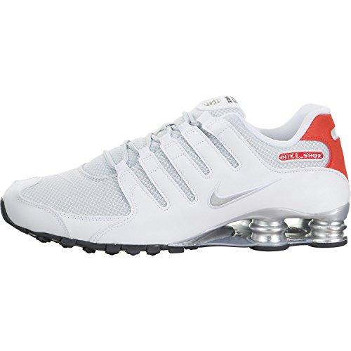1052d1b353dd38 Nike Shox NZ SE Mens Sneakers