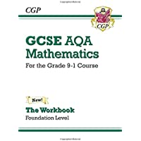GCSE Maths AQA Workbook: Foundation - for the Grade 9-1 Course (CGP GCSE Maths 9-1 Revision)