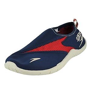 Speedo Men's Surfwalker 3.0 Water Shoe, Navy, 11 M US