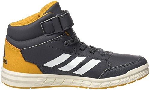 finest selection 3d52d 4884f adidas Unisex Kids AltaSport Mid El K Fitness Shoes Amazon.co.uk Shoes   Bags