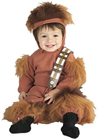 Baby Chewbacca Costume 1 to 6 Months
