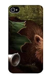 Ellent Design World Of Warcraft Phone Case For Iphone 5s Premium Tpu Case For Thanksgiving Day's Gift